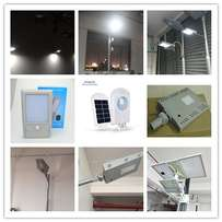 Solar LED lights & Solar street lighting