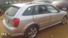 Mazda 5 protege for sell at affordable price tag