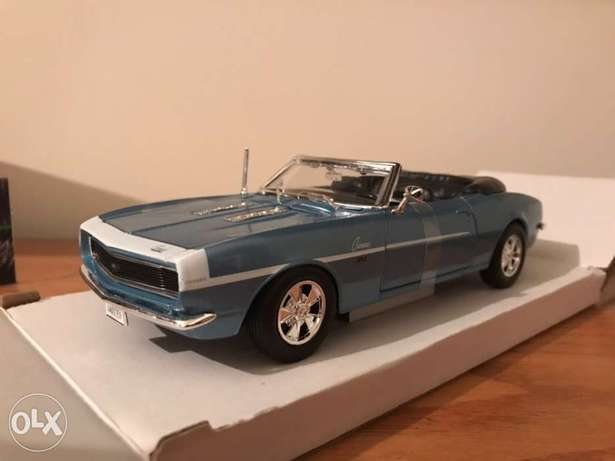 muscle car diecast 1/24 50 different model
