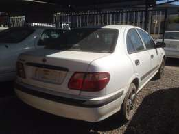 Nissan Almera 1.6i 5 SPEED
