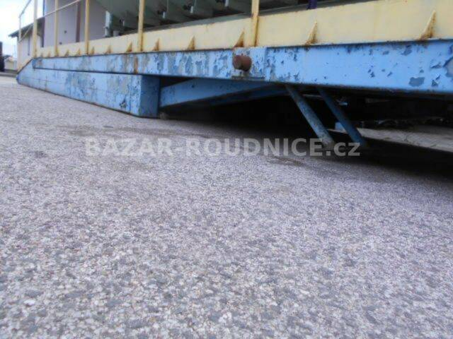 Rampa (ID 10896) mobile yard ramp - 2019