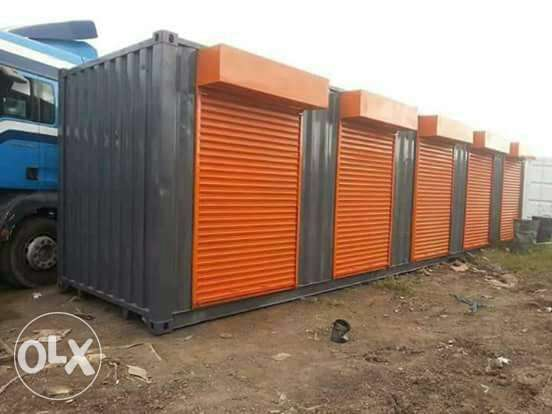 20ft and 40ft CONTAINERS with proper documentation available Nairobi CBD - image 6