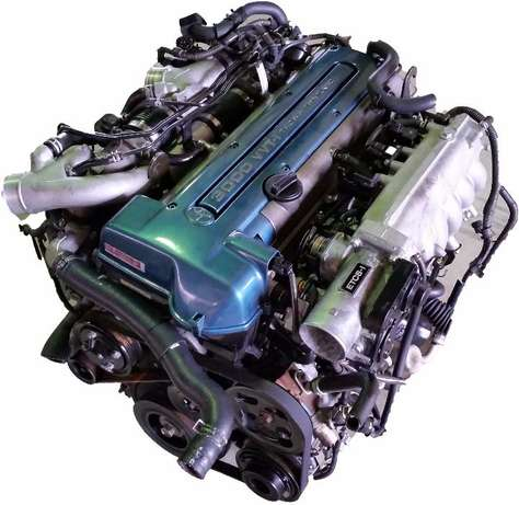 Low mileage 2jz supra engines for sale Pretoria West - image 1