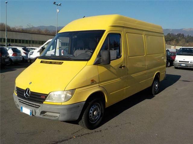Mercedes-Benz Sprinter 313 . km 226.000 - 2001