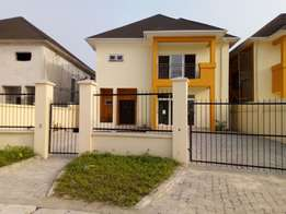 Brand new property. 4 Bedroom Duplex in secured area Gulf Estate.