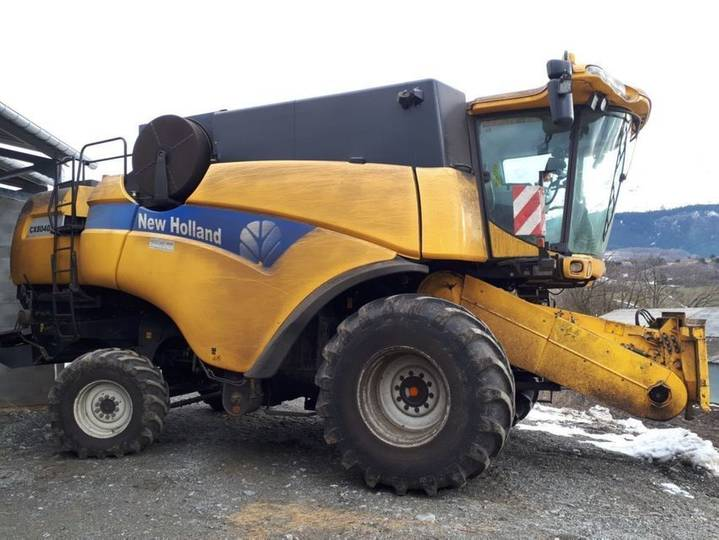 New Holland cx 8040 - 2012