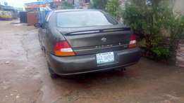 99 Nissan Altima 9ja used