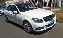 2012 Mercedes-Benz C-Class C 200k Elegance For Sale