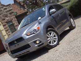 mitsubishi RVR grey colour 2010 model loaded edition