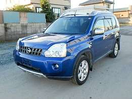 Nissan Xtrail Blue 2010 perfect 2WD