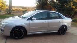2005 Ford Focus 2.0L with SPORTPACK