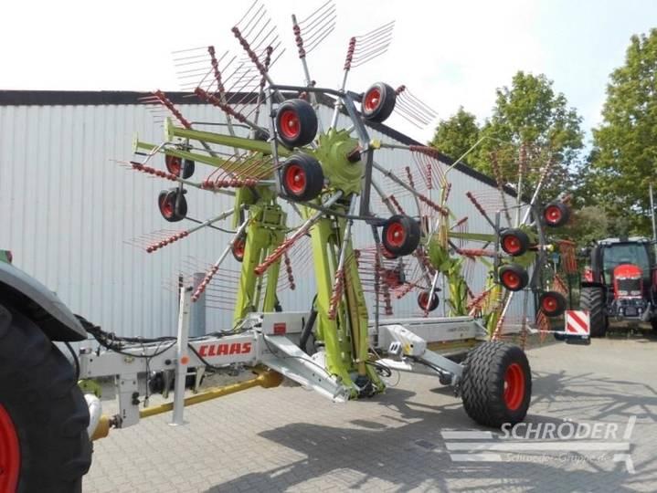 Claas schwader liner 3500 - 2016