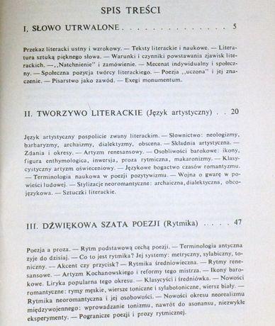 Sztuka Słowa Julian Krzyżanowski Chełm Olxpl