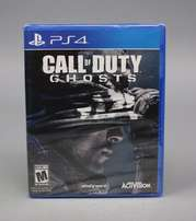 Call of Duty Ghosts 4 PS4 New Sealed Activision