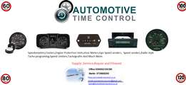 Speedometer and Tachograph