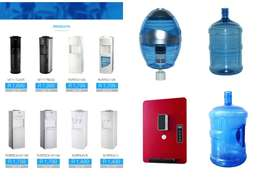 Water Dispensers Floor / Counter Top Cold & Ambient / Hot & Cold