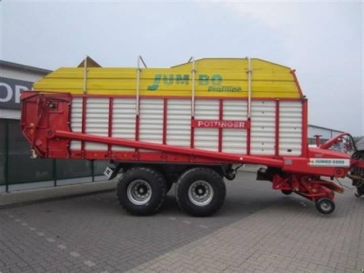 Pöttinger LADEWG.JUMBO 6000 - 2002