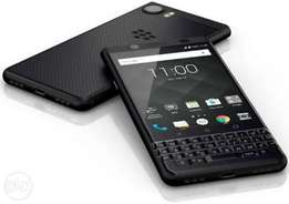 Brand New Blackberry Keyone, One year warranty plus a free cover