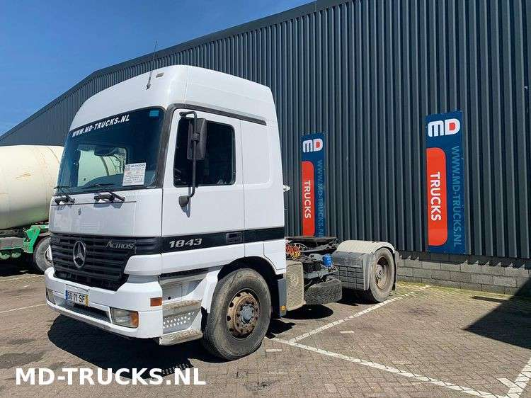 Mercedes-Benz Actros 1843 EPS 3 pedals - 2001