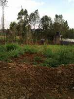 land 1/4 acre Plot at Gachie