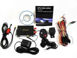 Motorbike or Motorcycle Tracking device installation