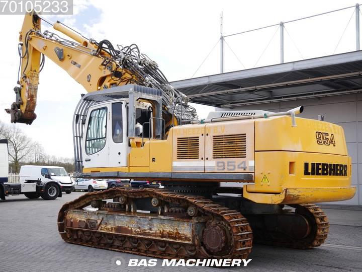 Liebherr R954C V-HDW UHD Demolition - 28 meter UHD - engine rebuil... - 2009 - image 8