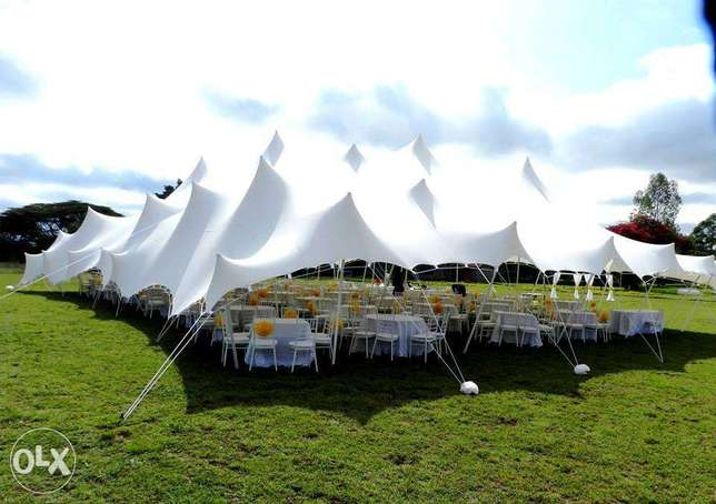 Dome tents,Hexagons,stretch tents,Chiavaris, foldable seats for Hiring Utalii - image 4