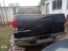 A sharp 2010 toyota tundra for grab V6 engine uyo is d location