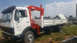 Nissan UD80 for sale