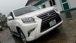 First body Lexus Gx460 014