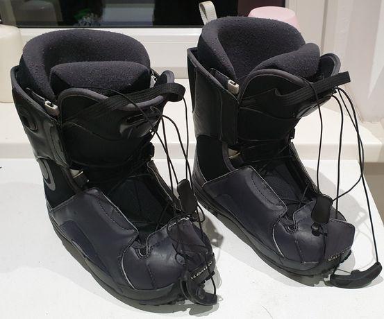 buty snowboardowe salomon olx