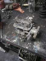Ford wheeber 38 carb
