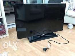 Samsung 40inch with free local channels