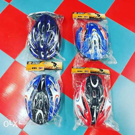 Cycle helmet for sale good quality each 2.500