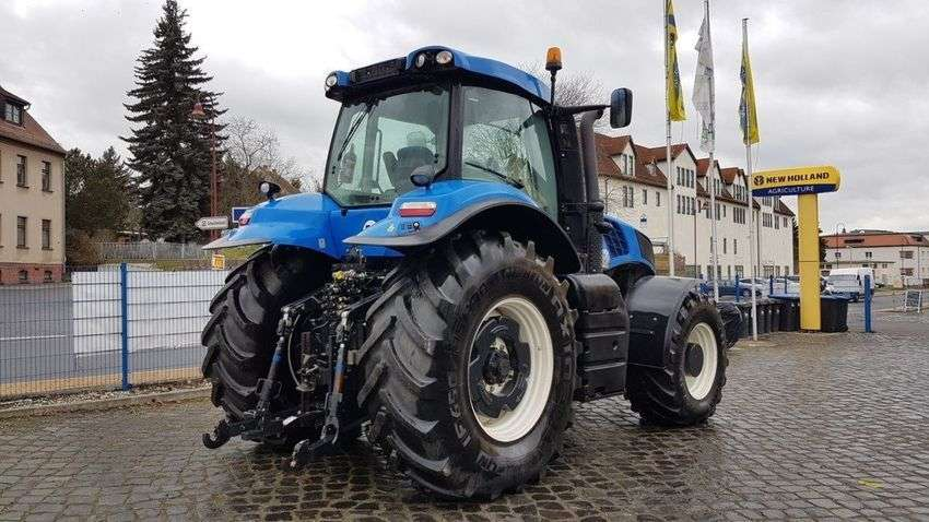 New Holland T 8.360 - 2011 - image 3