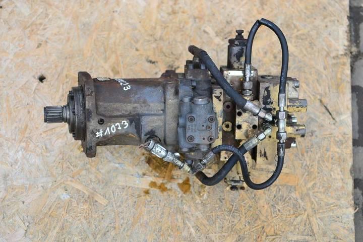 Etec Eder BMR-105 44 Hydraulic drive engine hydraulische motor
