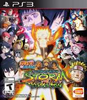 Looking for naruto shippuden ultimate ninja storm revolution on ps3