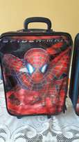 Kids character suitcase