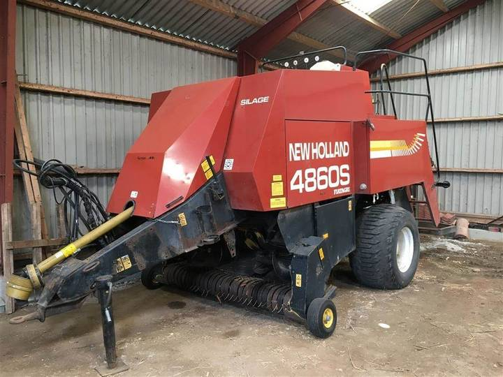 New Holland 4860 S - 1996