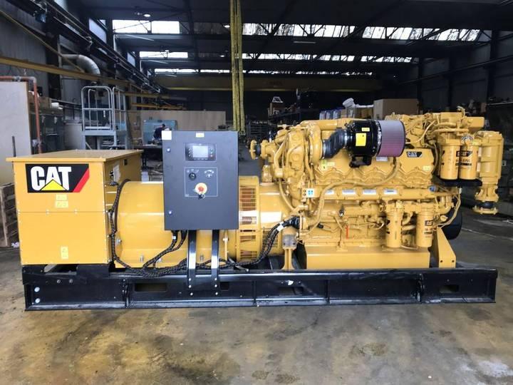 Caterpillar C 32 - Marine Generator Set 1138 kVa - DPH 105204 - 2018