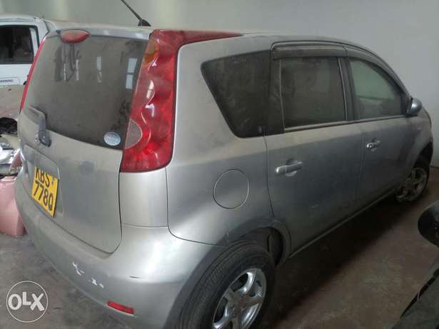 Salvage Nissan note Industrial Area - image 2