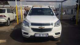 2015 White Chevrolet Treilblazer 2.8 LTZ Auto Disea . for sale