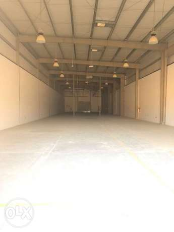 Rusayl warehouse for rent