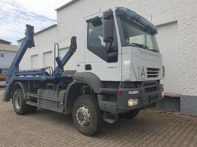 Iveco Trakker AD 400 T 38/4x4 Trakker AD 400 T 38/4x4, Meiller AK - 2006