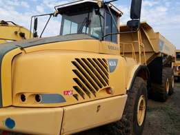 Volvo A35D perfect running condition