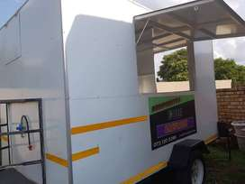 Mobile Kitchen Caravans Trailers For Sale In Mpumalanga