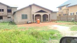 Uncompleted house for sale at a good price