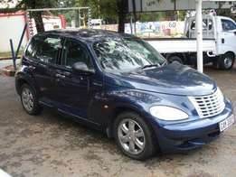 2004 Chrysler PT Cruiser 2.0 Limited Automatic