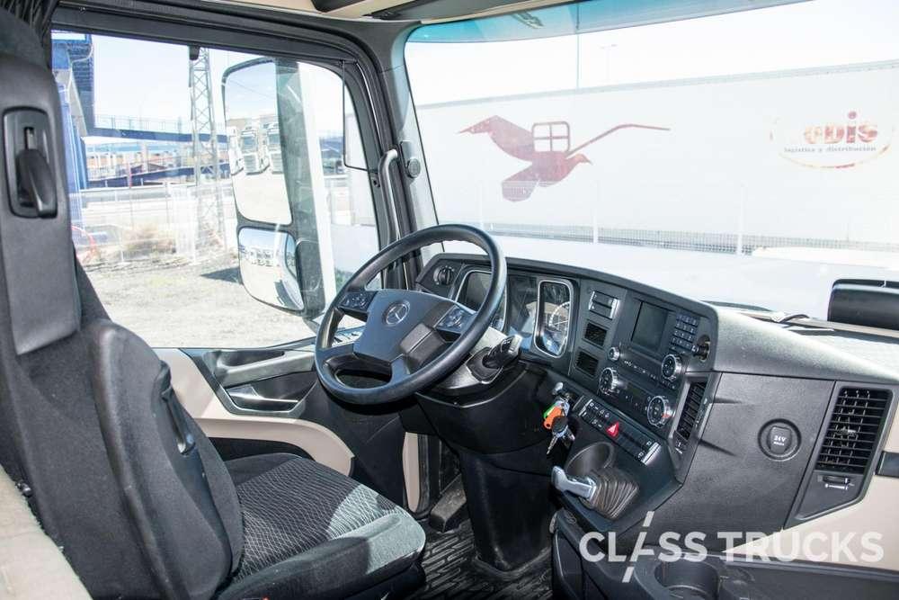 Mercedes-Benz Actros 1848 LS 4x2 BigSpace RETARDER, Side Skirt - 2017 - image 11
