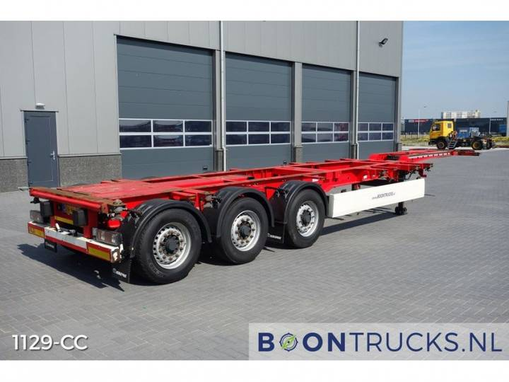 Krone Sd 20-30-40-45ft Hc *disc Brakes* - 2014